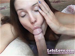 Lelu Love-Tease Denial Blueballs blowage
