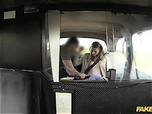 fake taxi super-cute blondie takes on phat spunk-pump