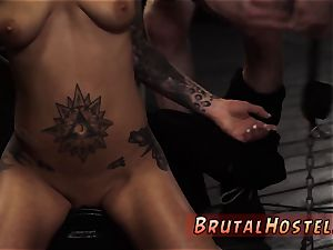 brutal roped group sex sexually aroused young tourists Felicity Feline and Jade Jantzen are eventually