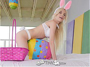 Piper Perri and Preston have Easter fucky-fucky