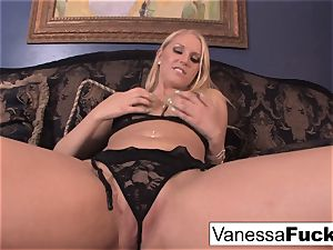 Vanessa cage tells you to wank off