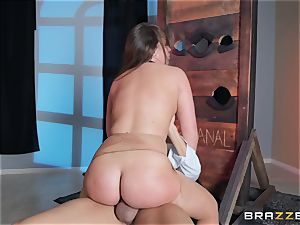ass fucking is on the menu for Maddy OReilly