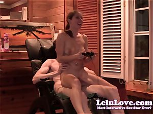 Lelu Love-Fucking Away From flick Games