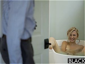 sensitive blondie Alexa getting her honeypot opened up