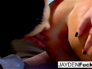 Jayden Jaymes has some joy with Kelly Surfer