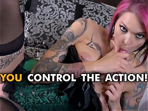 Anna Bell Peaks' biggest aficionado two