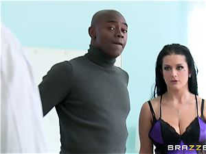 cheating wife Katrina Jade drills black manstick