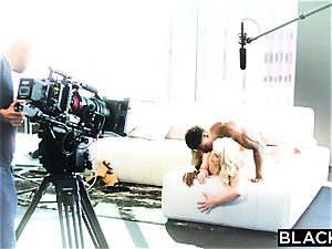 BLACKED Bree Daniels Gets predominated By A Monster bbc