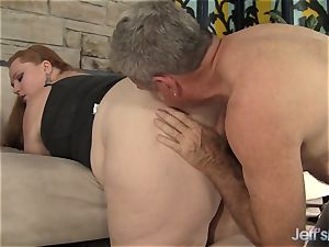 bbw Julie Ann More Worshiped n banged