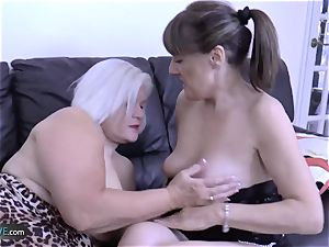 AgedLove mature Lacey starlet hardcore action