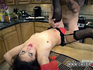 restrain bondage fetish squirt skimpy Jade Jantzen.
