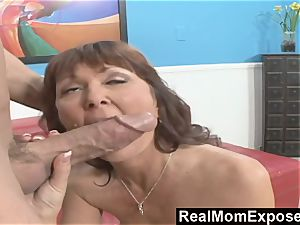 RealMomExposed hubby gets his punch