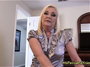 mom Makes it All better with ms Paris Rose