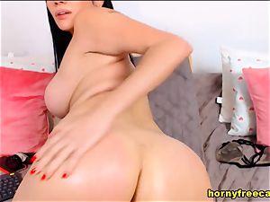 Dreamy super-steamy Latina webcam Live