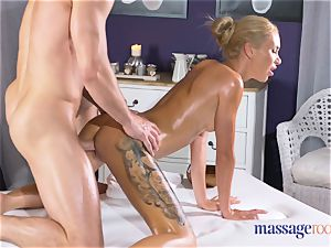 massage apartments red-hot skinny towheaded gives pov deep throat