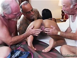 gigantic elderly mature and parent pulverizes associate duddy s daughter assfuck hd Staycation with a
