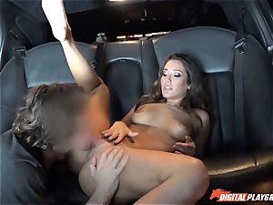 Eva Lovia picks up dudes off the street to pulverize