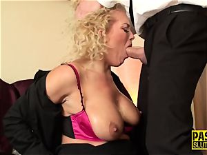 throat smashed marionette milf